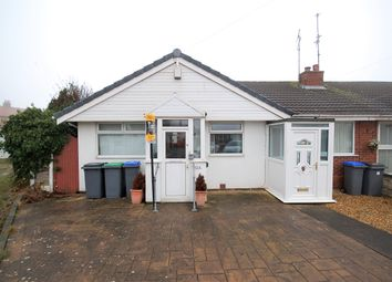 Thumbnail 1 bed terraced bungalow for sale in Coral Place, Blackpool, Lancashire