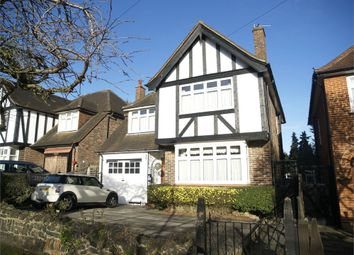 Thumbnail 4 bed detached house for sale in Elmcroft Drive, Chessington