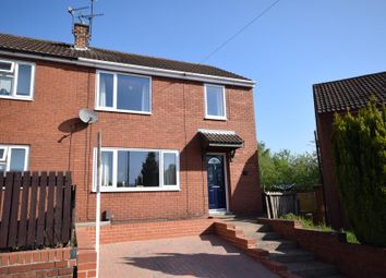 Thumbnail 3 bedroom semi-detached house for sale in Southwark Close, Kingsway, Derby