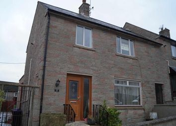 Thumbnail 4 bed semi-detached house to rent in Nigg Way, Aberdeen