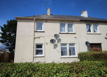 Thumbnail 2 bed flat for sale in Winifred Street, Kirkcaldy