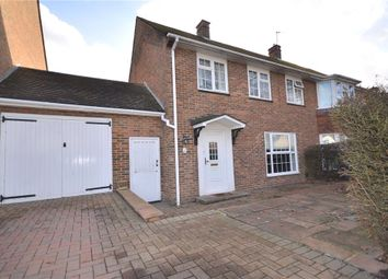 3 bed semi-detached house for sale in Saffron Road, Bracknell, Berkshire RG12