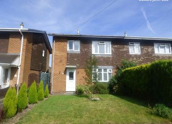 Thumbnail 3 bed end terrace house to rent in Melbourne Road, Heath Hayes, Cannock