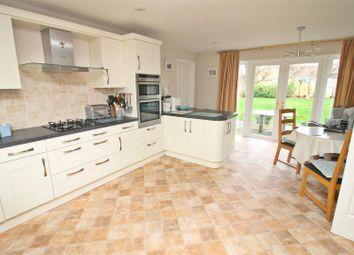 Thumbnail 4 bedroom detached house to rent in Corbett Close, Willen, Milton Keynes