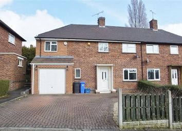 Thumbnail 3 bed semi-detached house for sale in Ravencroft Road, Sheffield