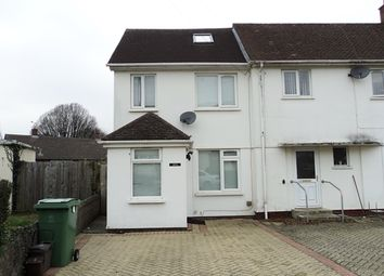 Thumbnail 3 bedroom semi-detached house to rent in Ferrier Avenue, Fairwater, Cardiff