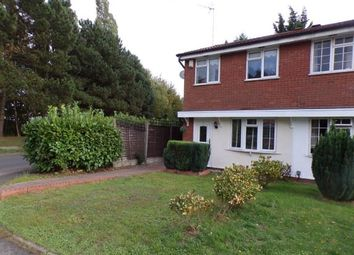 Thumbnail 2 bed semi-detached house for sale in Sparrey Drive, Bournville, Birmingham, West Midlands