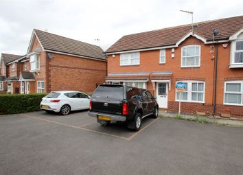 Thumbnail 3 bed terraced house for sale in Tideswell Close, Binley, Coventry