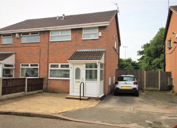 Thumbnail 3 bed semi-detached house for sale in Camdale Close, Liverpool, Merseyside
