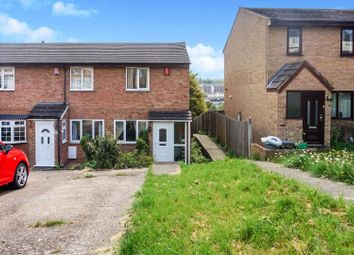 Thumbnail 2 bed end terrace house for sale in Shanklin Close, Walderslade