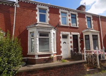 Thumbnail 3 bedroom terraced house to rent in Tanygroes Street, Port Talbot, Neath Port Talbot.