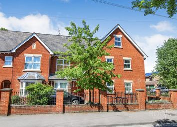 Thumbnail 2 bed flat for sale in Stephenson Close, Thatcham