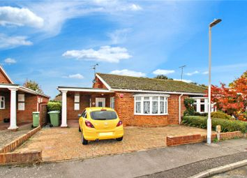 Thumbnail 2 bed bungalow to rent in Blandford Gardens, Sittingbourne, Kent