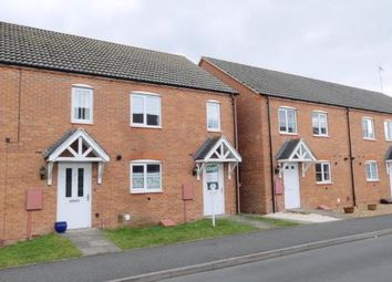 Thumbnail 2 bed end terrace house for sale in Swan Meadow, Chase Meadow, Warwick, Warwickshire