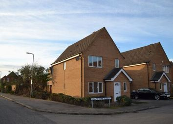 Thumbnail 3 bed detached house for sale in Baulmsholme Close, Southbridge, Northampton