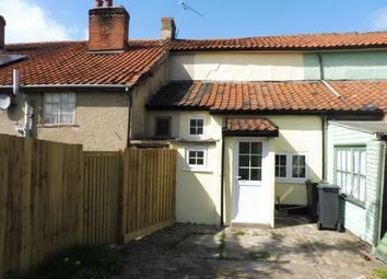 Thumbnail 2 bedroom terraced house for sale in The Street, Rickinghall, Diss