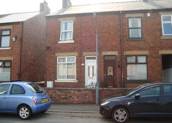 Thumbnail 2 bed semi-detached house for sale in Devonshire Avenue North, New Whttington, Chesterfield
