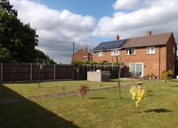 Thumbnail 2 bed semi-detached house for sale in Greenfield Way, Dunton, Biggleswade, Bedfordshire