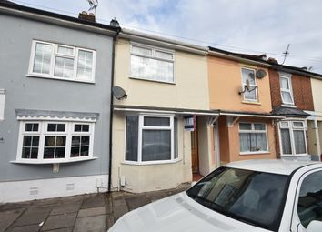 Thumbnail 3 bed terraced house for sale in Ranelagh Road, Stamshaw, Portsmouth