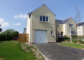 Thumbnail 4 bed detached house to rent in Fairing Close, Bodmin