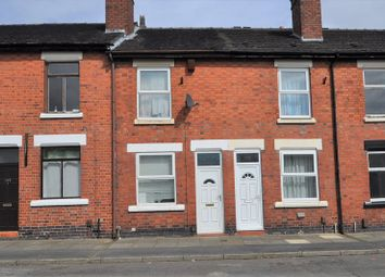 Thumbnail 2 bedroom terraced house for sale in 181 Oldfield Street, Fenton, Stoke-On-Trent