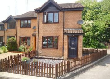 Thumbnail 2 bed end terrace house to rent in Crackley Meadow, Hemel Hempstead