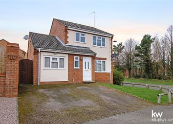 Thumbnail 4 bed detached house for sale in Magingley Crescent, Ipswich