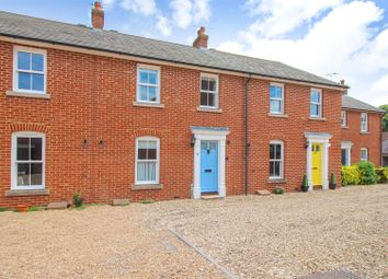 Thumbnail 3 bed terraced house for sale in Carriage Mews, Canterbury