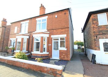 Thumbnail 3 bed semi-detached house for sale in Roosevelt Avenue, Long Eaton, Nottingham