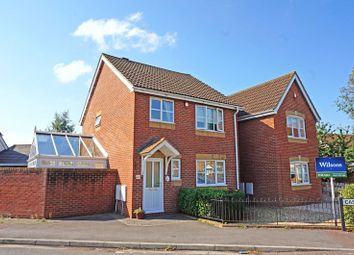 Thumbnail 3 bed detached house for sale in Cashford Gate, Taunton