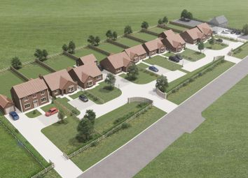 Thumbnail 3 bed detached bungalow for sale in Plot 4 Walcott Grove, Walcott Road, Billinghay, Lincolnshire