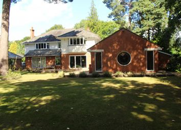 Thumbnail 4 bedroom detached house for sale in East Avenue, Bournemouth