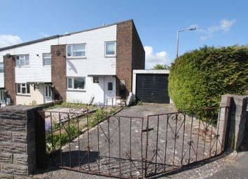 Thumbnail 3 bedroom semi-detached house for sale in St Catherine's Court, Skomer Road, Barry