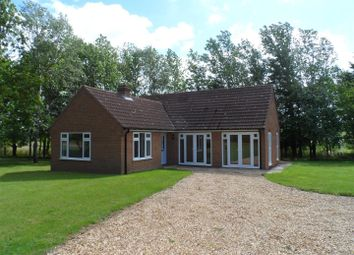 Thumbnail 2 bed detached bungalow to rent in Castle Bytham, Grantham