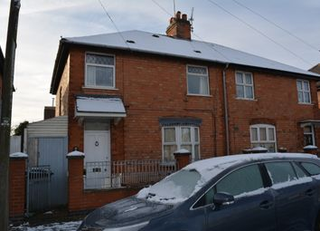 Thumbnail 3 bed semi-detached house for sale in Frewin Street, Off Uppingham Road, Leicester