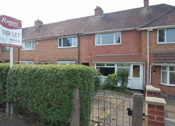 Thumbnail 2 bedroom semi-detached house to rent in Chinn Brook Road, Birmingham