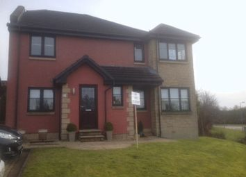 Thumbnail 2 bed flat for sale in Glen Sannox Drive, Cumbernauld, Glasgow