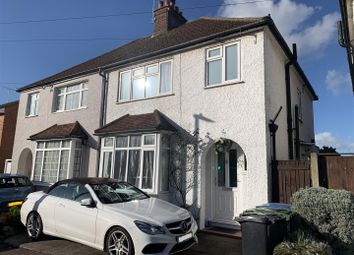 Thumbnail 2 bed semi-detached house for sale in King Georges Avenue, Watford