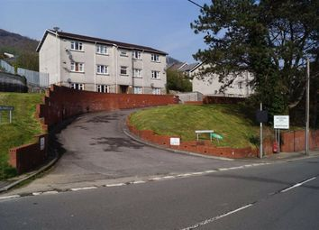 Thumbnail 2 bed flat for sale in Cwrt Llanwonno, Mountain Ash