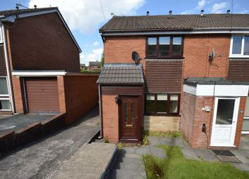 Thumbnail 2 bed semi-detached house for sale in Essex Road, Standish, Wigan