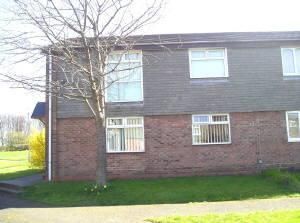 Thumbnail 2 bed flat to rent in Otley Close, Cramlington