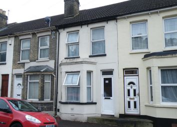 Thumbnail 2 bed terraced house to rent in Seymour Road, Chatham