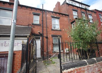 Thumbnail 4 bed terraced house for sale in Conway Drive, Harehills, Leeds, West Yorkshire