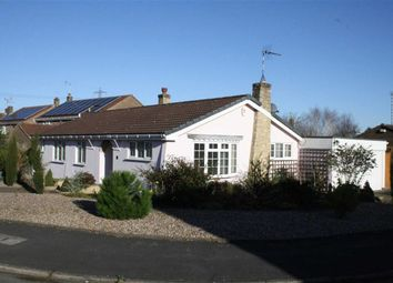 Thumbnail 2 bed detached bungalow for sale in Grange Close, Glenfield, Leicester