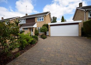 Thumbnail 4 bed detached house for sale in Church Drive, Ravenshead, Nottingham
