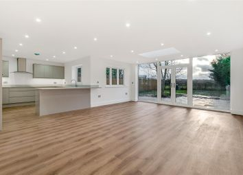 Thumbnail 4 bed detached house for sale in Badsell Road, Five Oak Green, Tonbridge