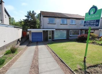 Thumbnail 3 bed semi-detached house for sale in Ardross Place, Glenrothes
