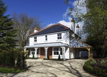 Thumbnail 4 bed detached house for sale in Stoke Row Road, Peppard Common, Henley-On-Thames