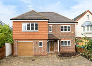 Thumbnail 5 bed detached house for sale in Park Road, Berrylands, Surbiton