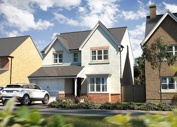 "Thumbnail 4 bedroom detached house for sale in ""The Hemsby"" at Ashburton Road, Totnes"